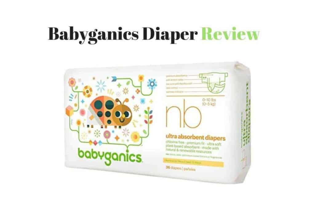 Babyganics Diaper Reviews