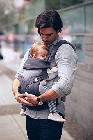 Ergo 360 baby carrier review