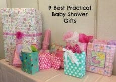 9 best practical baby shower gifts for expecting parents