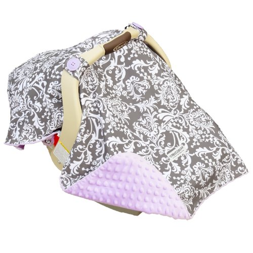 The Carseat Canopy is also a wonderful way to protect your baby from germs and unwelcome strangers in the street. The canopy creates an u201cair pocketu201d or u201c ...  sc 1 st  The Baby Swag & Car Seat Canopy by Motheru0027s Lounge for You and Baby on the Go ...