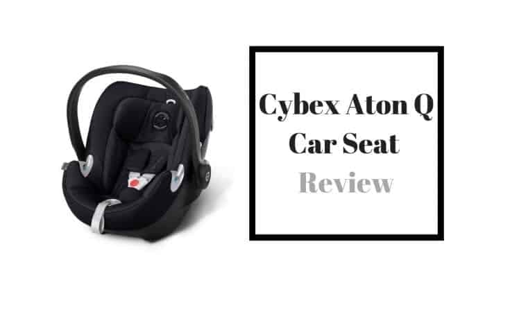 Cybex Aton Q Car Seat Review