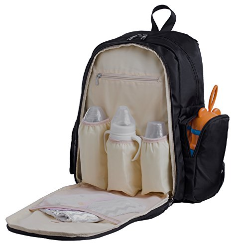the top 5 best diaper bag backpacks the baby swag. Black Bedroom Furniture Sets. Home Design Ideas