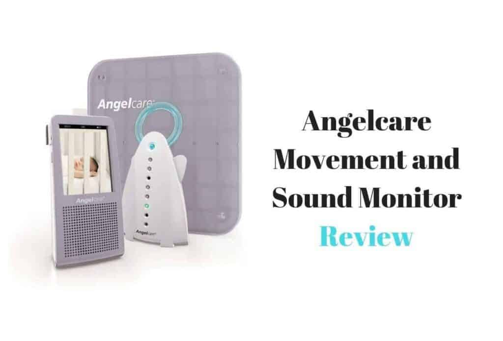 Angelcare Movement and Sound Monitor Review