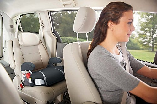 Graco Highback Turbobooster Car Seat Review: Safety as They Grow ...