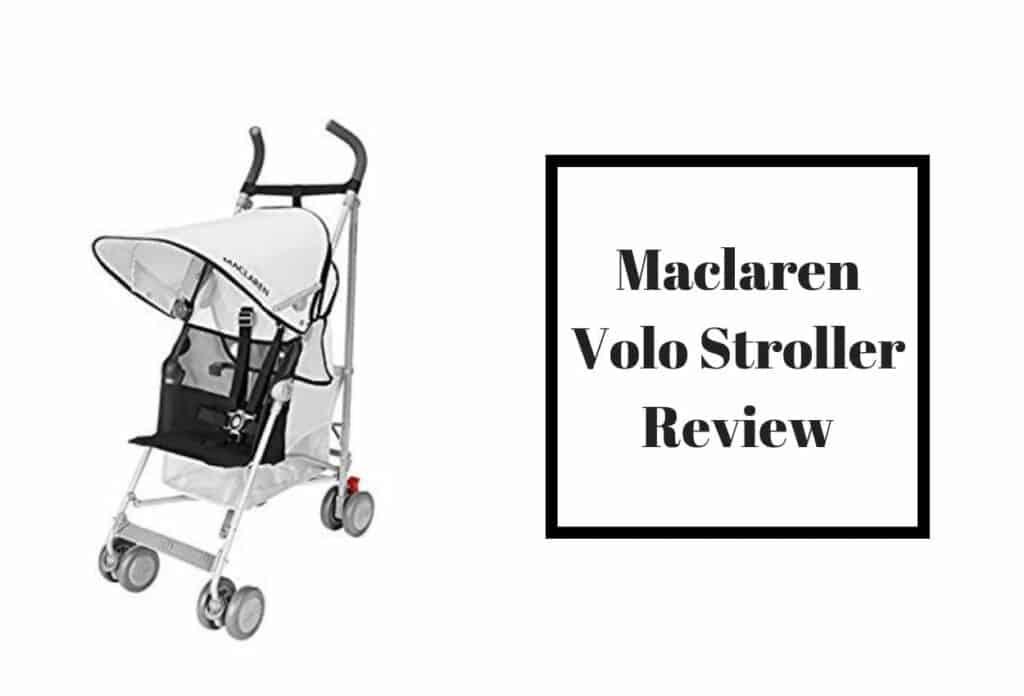 Maclaren Volo Stroller