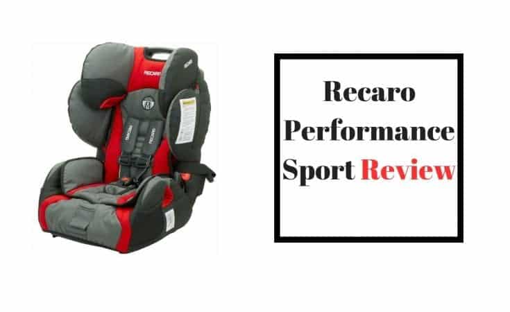 Recaro Performance Sport