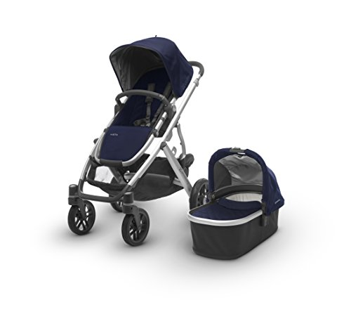 Uppababy 2017 Vista Stroller Review As Versatile As