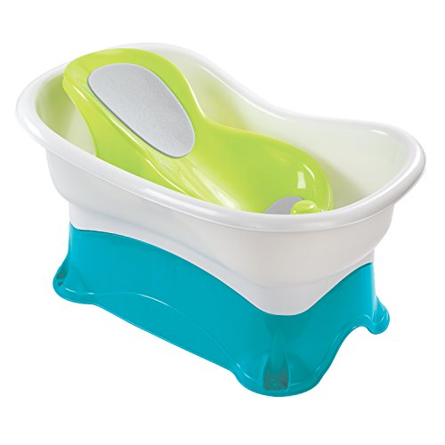 Safety and Ease: The 4moms Infant Tub Review - The Baby Swag