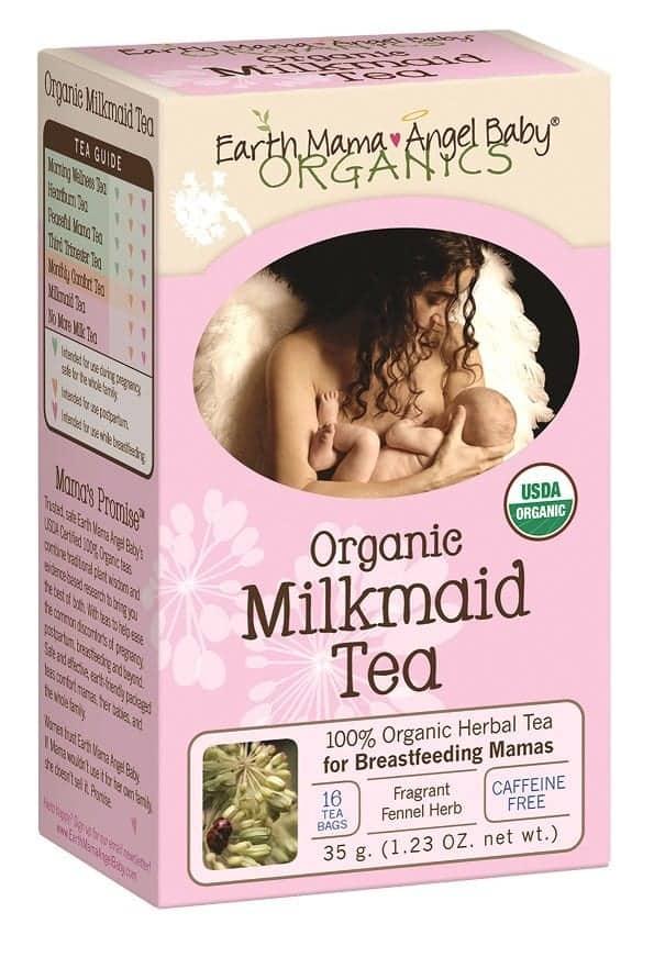 Earth Mama Baby Milkmaid Tea