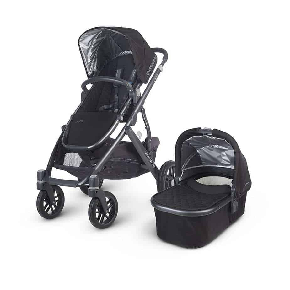 The Baby Swag  sc 1 st  The Baby Swag & UPPAbaby 2017 Vista Stroller u2013 As Versatile as Your Family - The ...
