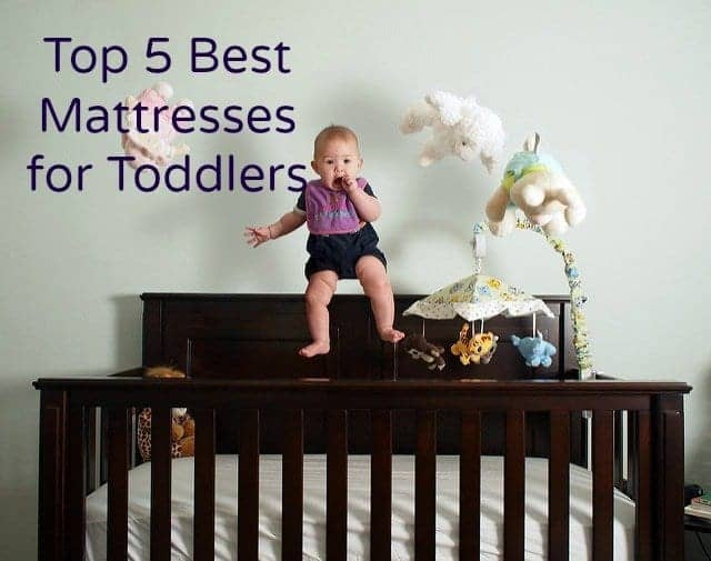 The Best Twin Mattresses For Toddlers