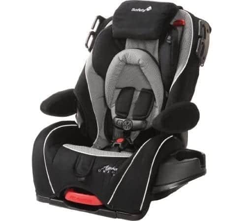 The Ultimate Safety 1st Alpha Omega Elite Convertible Car Seat ...
