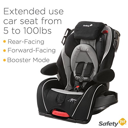 Safety St All In One Sport Convertible Car Seat Review