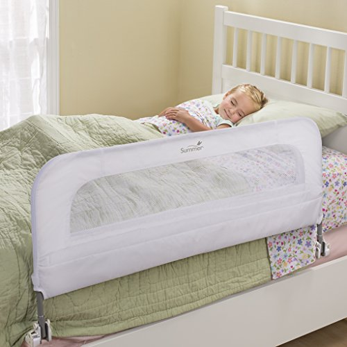 Top 5 Best Bed Rails For Toddlers To Help Keep Them Safe