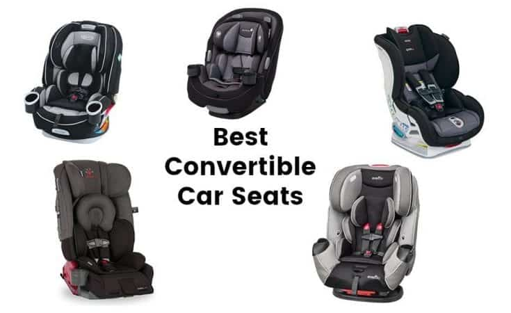 Top 5 Best Convertible Car Seats - Convertible Car Seat Buying Guide ...
