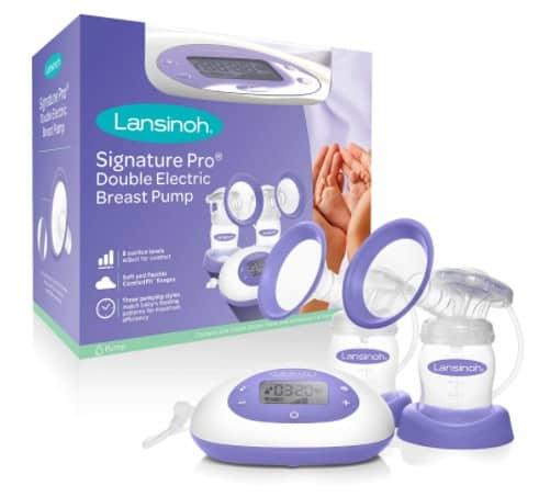 lasinoh double breast pump
