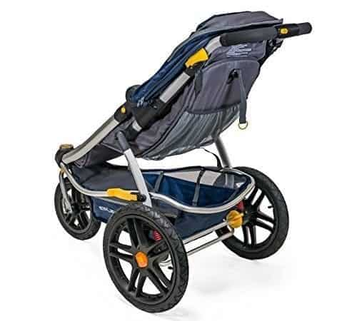 Burley Design stroller review