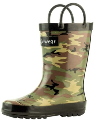 oaki kids boots