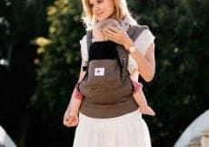 Boba 4G vs. Ergo Baby Carrier