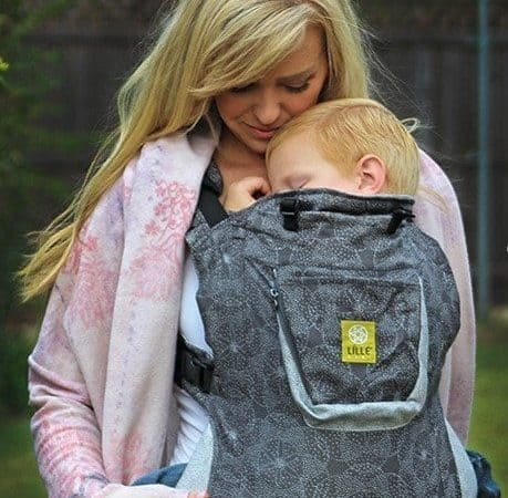 Lillebaby Airflow vs Lillebaby All Seasons Carrier