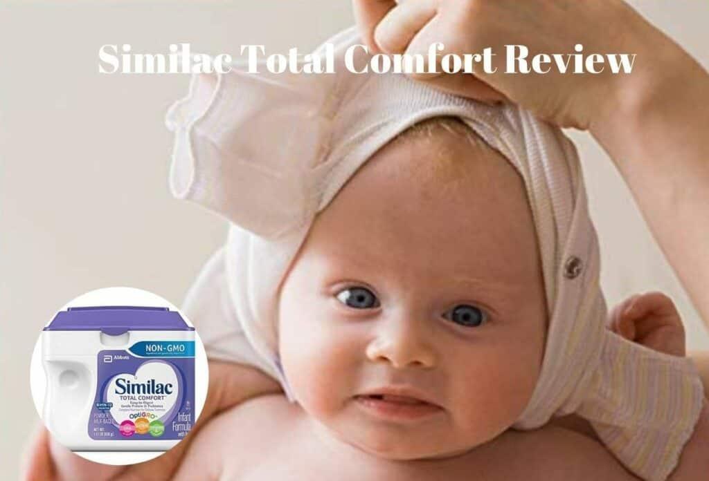 Similac Total Comfort Review