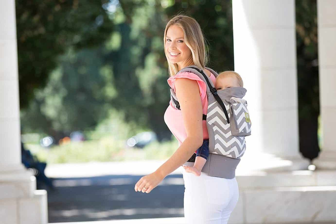 lilebaby 4 in 1 carrier