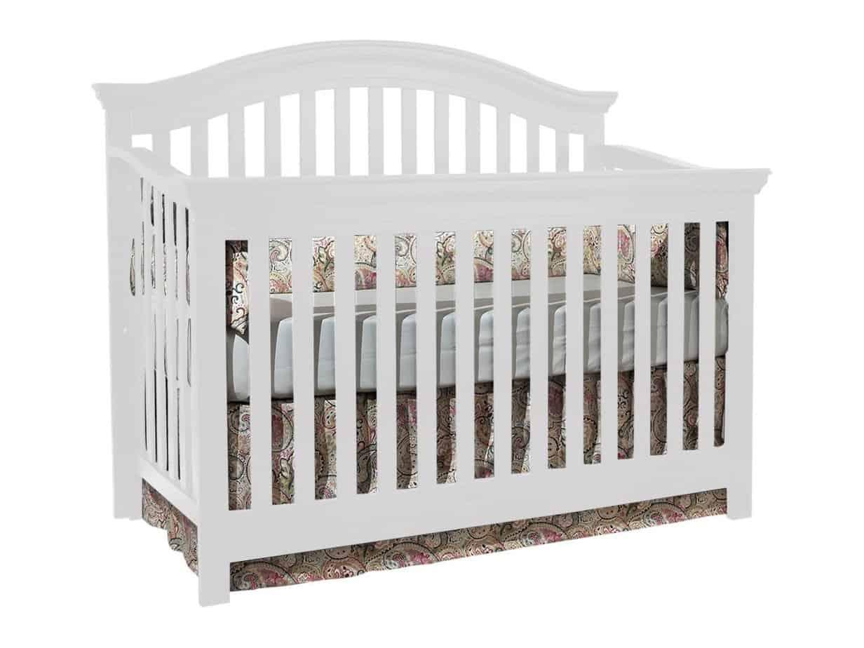 Centennial Rhapsody Lifetime Crib