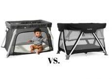 Nuna Sena Vs Baby Bjorn Travel Crib Comparison Which Is