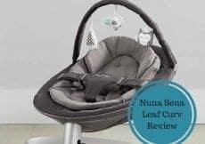 Nuna Sena Leaf Curv Review