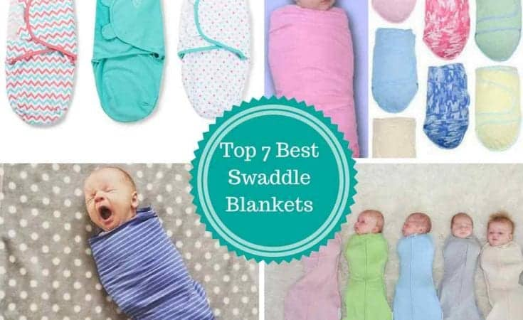 Top 7 Best Swaddle Blankets