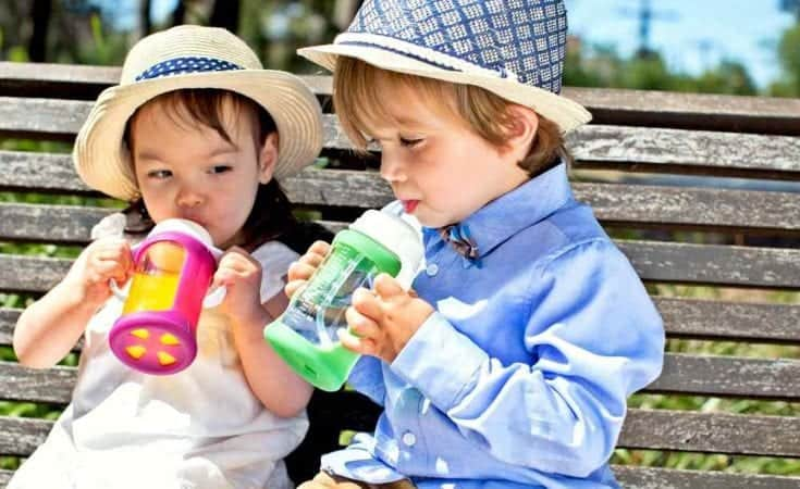 Top 9 Best Straw Cups For Toddlers