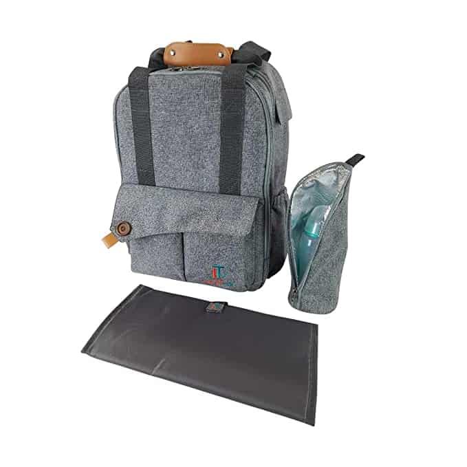 Laguna Tide Travel Diaper Bag Backpack