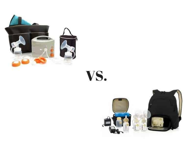 Hygeia Enjoye vs. Medela Pump In Style