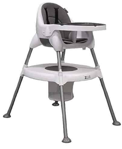 ZOE 5-in-1 Convertible High Chair