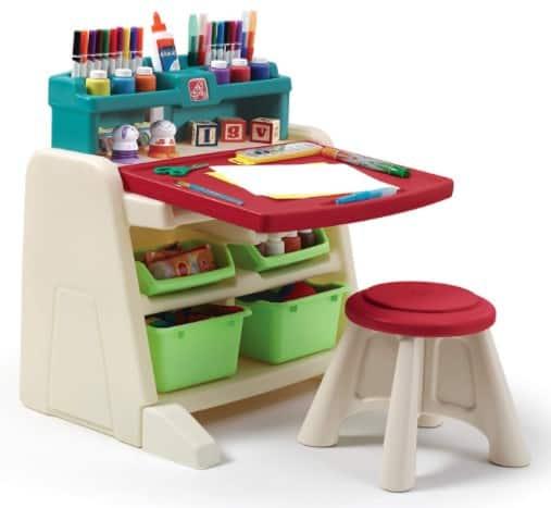 step2 flip and doodle desk