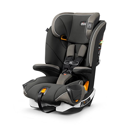Chicco MyFit Harness + Booster Car Seat vs. Britax Frontier ...