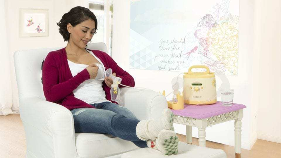 Medela Symphony Breast Pump Review The Baby Swag
