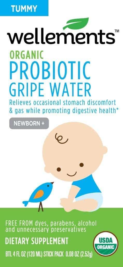 wellements probiotic water