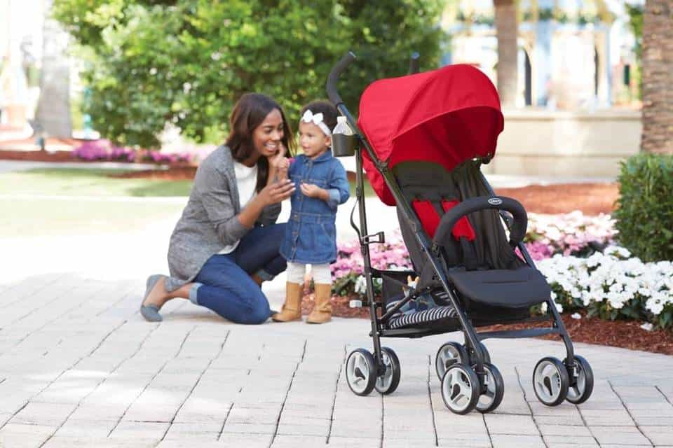 8 Best Umbrella Stroller Options For Tall Parents The