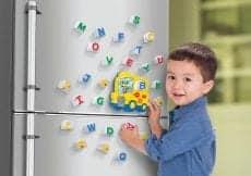 leap frog fridge phonics magnetic letter set