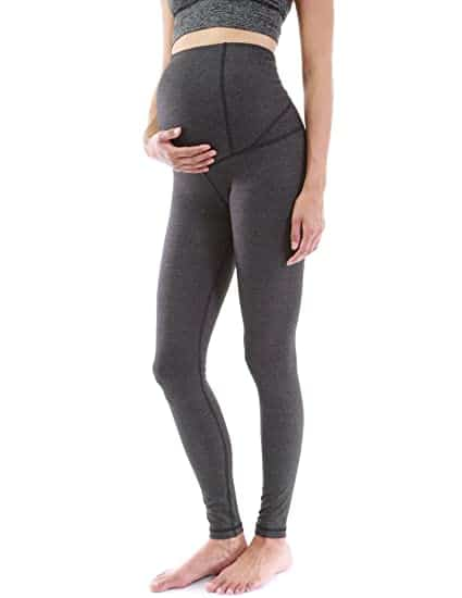 PattyBoutik Mama Shaping Series Maternity Leggings