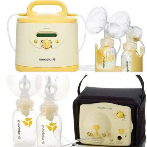 Medela Symphony vs. Medela Pump-in Style