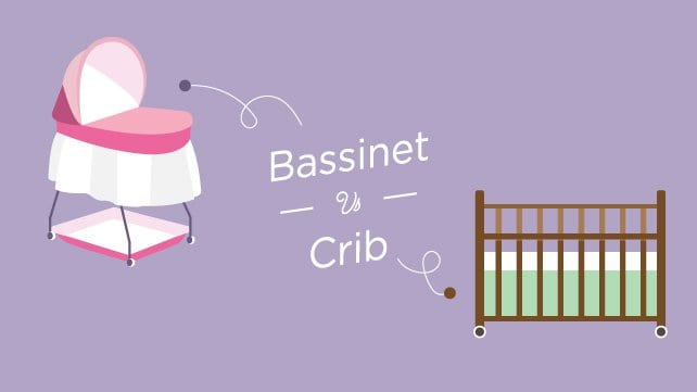 how to set up a baby bassinet