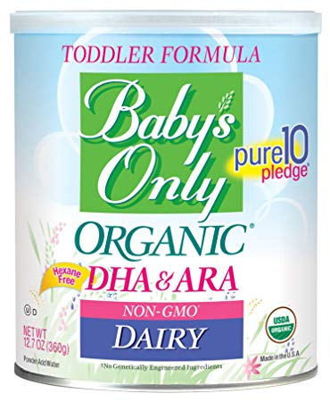 Baby's Only Infant Formula | ThriveMarket