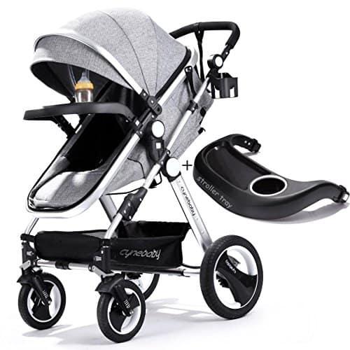 Cynebaby Compact Pram Stroller