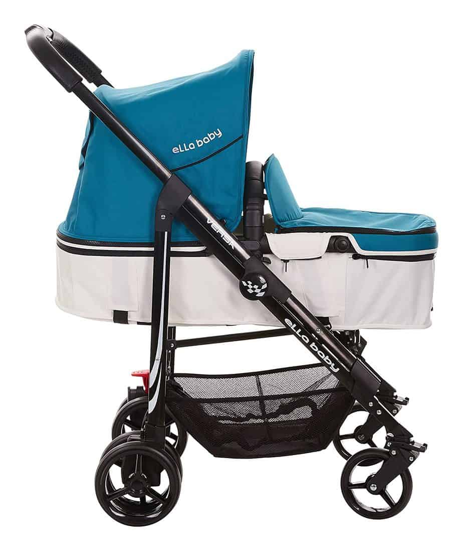 Ella Baby Journey Convertible Stroller