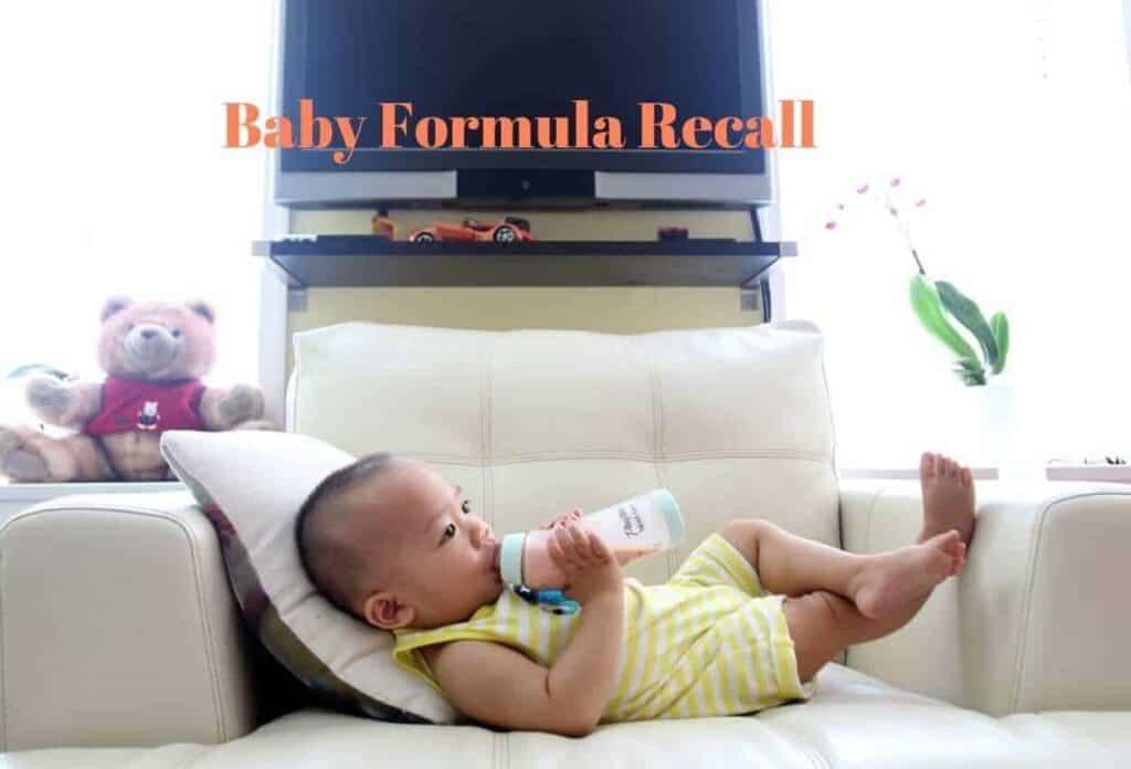 formula recalls