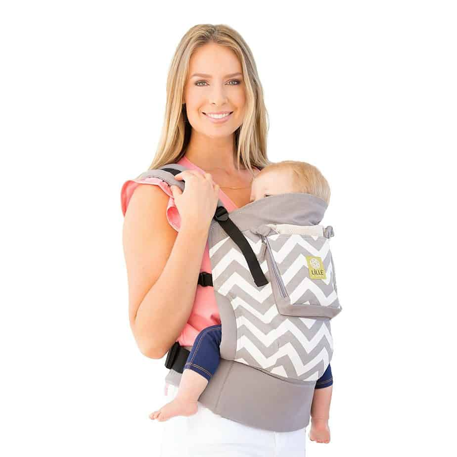 lilebaby essentials carrier