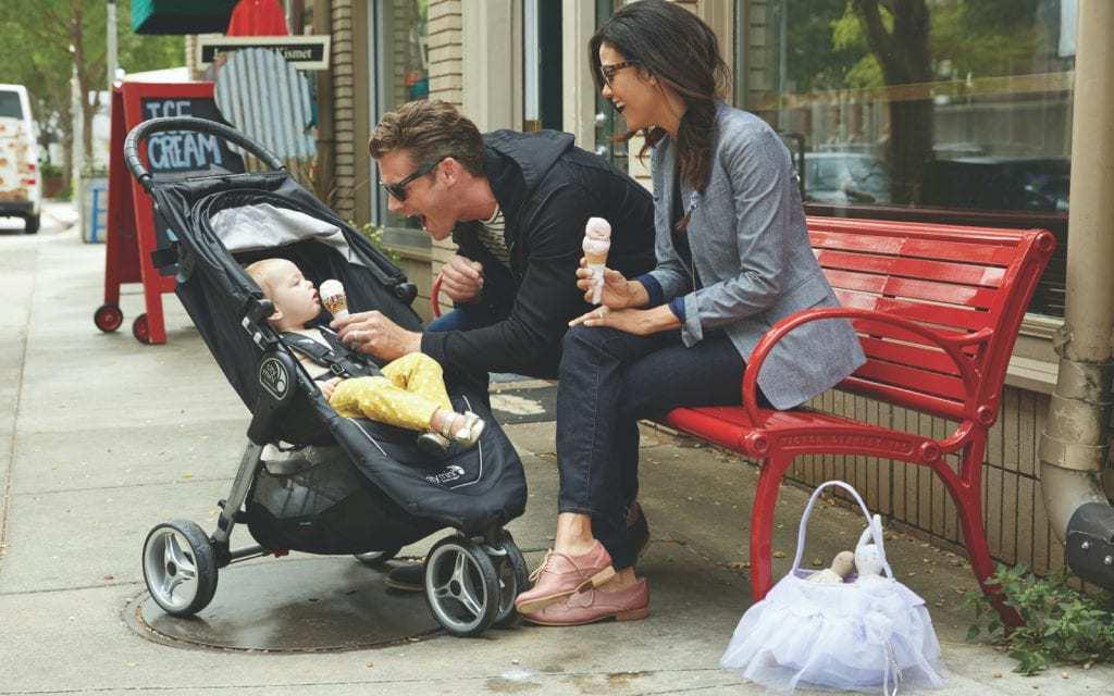 baby joger city mini stroller