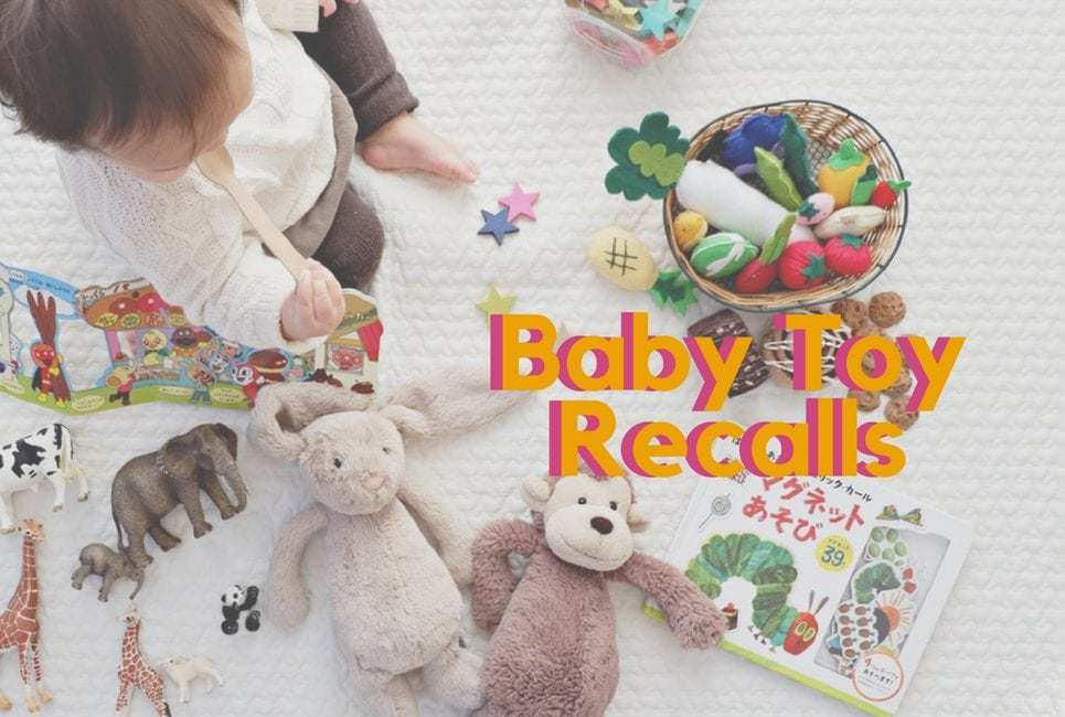 Baby Toy Recall List Feb 2020 Latest Recalls On Baby Toys The Baby Swag